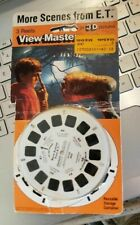 More Scenes from ET The Extra Terrestrial Movie view-master Reels Pack opened