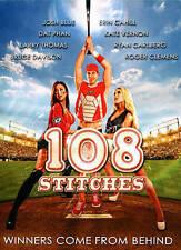 108 Stitches (DVD, 2015) Josh Blue, Erin Cahill, Dat Phan, Kate Vernon  NEW