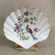 Clam Shell Soap Dish Nut Candy Vintage Limoges Porcelain
