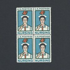 100 Years of Nursing - Vintage Mint Set of 4 Stamps 56 Years Old!