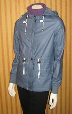 BUFFALO David Bitton Women's Blue Chambray Anorak Jacket NWT Size S