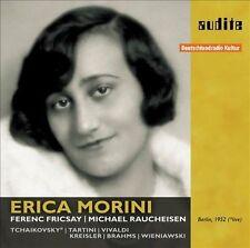 Morini Plays Tchaikovsky Tartini Vivaldi Kreisler, New Music