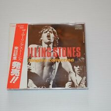 ROLLING STONES - Singles collection - 1991 JAPAN-ONLY CD