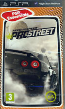 Need for Speed ProStreet (PSP) Compete at the highest level of Street Racing!