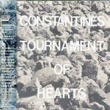 CONSTANTINES Tournament of Hearts JAPAN SEALED CD Lmtd