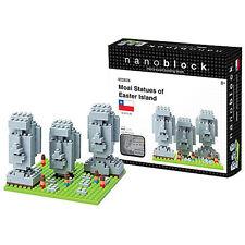 Nanoblock Easter Island Construction toy Micro Sized Blocks Nano Blocks