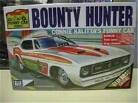 MPC 788 Bounty Hunter Connie Kalitta's Funny Car model kit