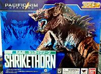 Kaiju Shrikethorn Pacific Rim Uprising - Bandai 18x24cm Robot Spirits SofVi