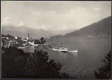 AA5675 Como - Provincia - Bellagio - Lago di Como - Traghetto in navigazione