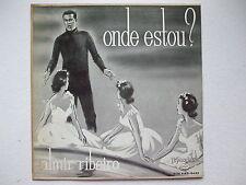 ALMIR RIBEIRO - ONDE ESTOU? LP MONO 1958 BRAZIL AFRO SOUL JAZZ LATIN SAMBA BOSSA