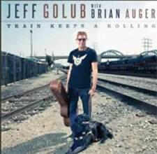 Golub, Jeff/Brian Auger-train keeps a rolling CD neuf emballage d'origine