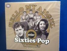 EMBER. SIXTIES. POP.      VOLUME. THREE.      1963 -  1964.     HELLO. MY. ANGEL