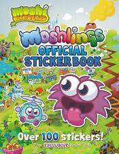 Moshlings Official Sticker Book (Moshi Monsters), Grosset & Dunlap