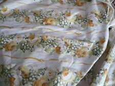 Door Curtain Fabric Colefax & Fowler Brook Lymington Floral