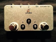 Loop Master Pedals ABC Box Pedal NEW IN STOCK!!