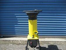 McCulloch Electric Garden Shredder / Chipper 14 amp. # Mcs2001