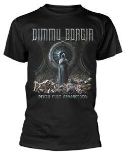 Dimmu Borgir 'Death Cult' (Black) T-Shirt - NEW & OFFICIAL!