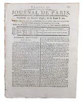 Fuite de Varennes 1791 Louis 16 Sainte Menehould île Bourbon St Domingue Colonie