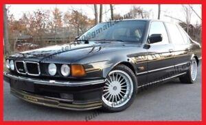 BMW 7 E32 B12 5.0 ALPINA - FRONT SKIRT / LIP / SPOILER  +++NEW+++NEW+++NEW +++