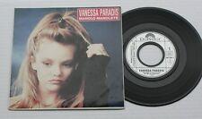 VANESSA PARADIS 45 T MANOLO MANOLETTE / YOU YOU VG+ /VG+