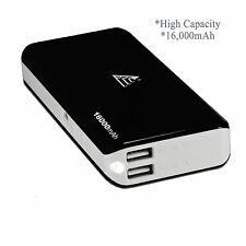 16000mAh Portable External Battery Charger Power Bank Samsung Galaxy S5 S6 S7
