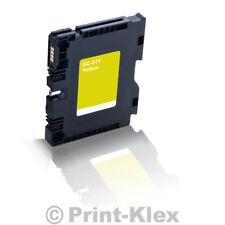 compatible Cartucho de Gel para Ricoh Aficio SG 3100SNW 3110 DNW SFNw GC gc-41y