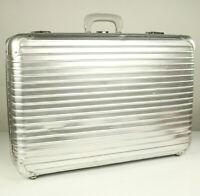 Rimowa Alu Reise Koffer Size L 70 x 48 x 20 cm alt Vintage Classic Suitcase 50er