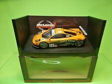 UT MODELS 39622 McLAREN F1 GTR - LE MANS GT1 1996 - GIROUX DELETRAZ SALA - 1:18