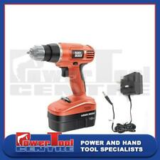 Black & Decker Reconditioned EPC18 18v Ni-Cd Combi Cordless Drill Driver Kit