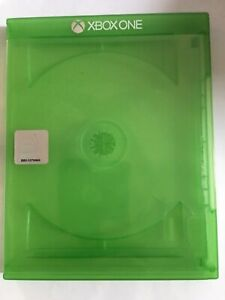 1 OFFICIAL XBOX ONE XBOX 1 REPLACEMENT GAME CASE