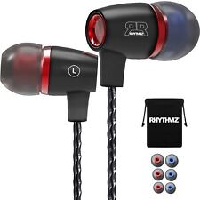 Rhythmz HARMONY3 for IOS Android Professional In-ear Earphones Headphones