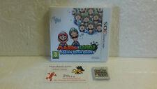 Jeu Vidéo Nintendo 3DS/2DS Mario & Luigi Dream team Bros. Culte VF et TBE !!!