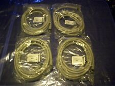 (4) BRAD CONNECTIVITY CABLE 1300250071 LOT