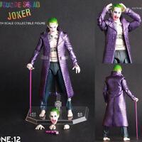 Crazy Toys DC Suicide Squad Joker 15cm 1/12 Scale Action Figures Statues
