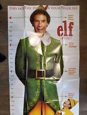 "Elf Movie Poster (75""x32"")"