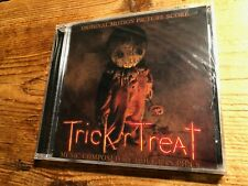 TRICK 'R TREAT (Douglas Pipes) OOP 2007/2009 Score Soundtrack OST CD SEALED