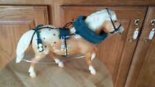Breyer custom Noriker Draft Harness