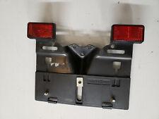 02 03 04 HONDA VTX1800 VTX 1800 LICENSE PLATE BRACKET MOUNT OEM