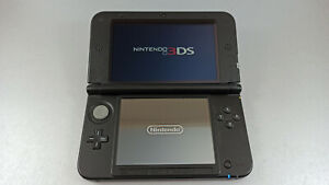NEW NINTENDO 3DS XL RED- BLACK
