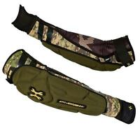 New HK Army Crash Arm Elbow / Forearm Protective Pads - Camo - Small/Medium S/M