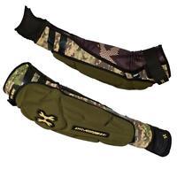 New HK Army Crash Arm Elbow / Forearm Protective Pads - Camo - Small/Medium S/M