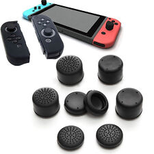 8x Silicone Thumb Grip Stick Caps Replace For Nintendo Switch Joy-Con Controller