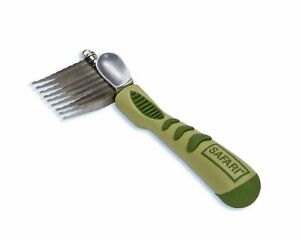 Safari Dematting Comb Stainless Steel Grooming Tool for Dogs