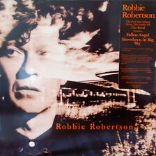 ROBBIE ROBERTSON - SELF TITLED 1987 ISSUE. 924160 1/ WX133