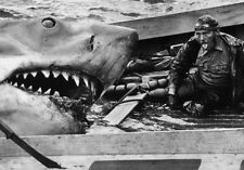 JAWS 8X1O PHOTO SHARK BITE PICTURE MOVIE