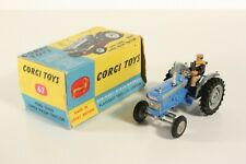 Corgi Toys 67, Ford 5000 Super Major Tractor, Mint in Box                #ab2253