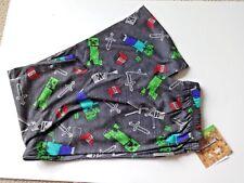 MINECRAFT BOYS LOUNGE PAJAMA PANTS SIZE XL 14/16