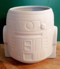 Ceramic Bisque Star Wars R2D2 Ready to Paint
