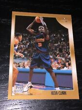 1998-99 Topps KEON CLARK RC card #207 ~ UNLV / DENVER NUGGETS Rookie ~ F1