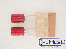 10 Pcs ELNA For Audio ROA Cerafine 10V 100UF Made in Japan HI-FI Audio Capacitor